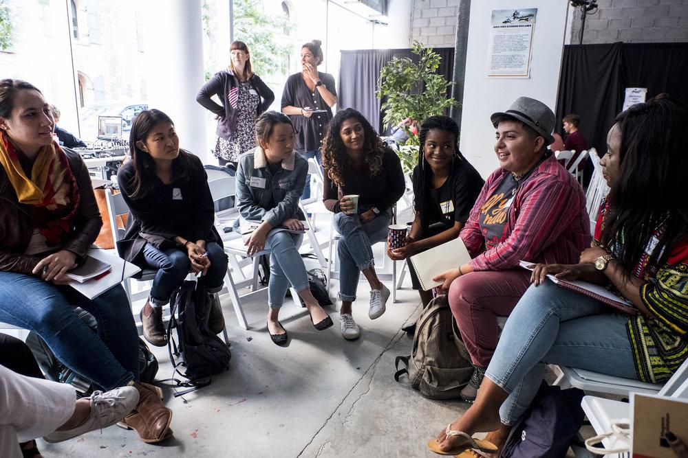 Women Photograph Workshop, 2018