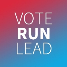 ORGANIZATION: Vote Run Lead  trains women to run for office. And win. With more than 33,000 women trained to run for office, VoteRunLead is the largest and most diverse campaign and leadership program in the country. We work to equip women with the right know-how, trainings and how-to's to help them enter politics with a purpose. We believe that by empowering women to run as they are, they will build a campaign based on their own passion, their own ideas and their own values.