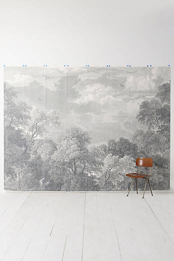 murals by anthropologie