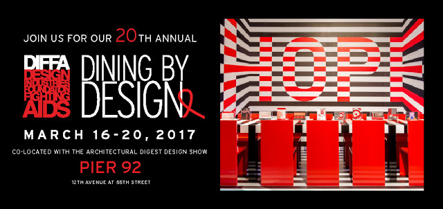 Diffa Dining By Design And Architectural Digest Design Show In Nyc