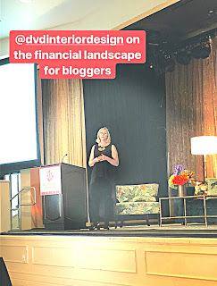 Design Biz What We Learned While at the Design Bloggers Conference, Interior Design Business, amy flurry, miles redd, Jamie drake, dbcla