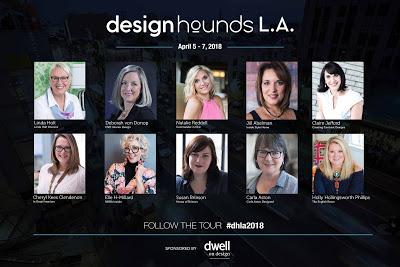 dwell on Design, Dwell 2018, Dwell magazine, Dwell design event , design bloggers, dhla2018, dwell on design
