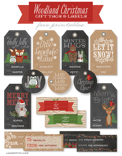 Free holiday gift tag printables  Give the gift of wine this holiday season with help from these wine bottle labels. This design looks great printed on paper and labels #freeprintables #gifttags #freegifttags