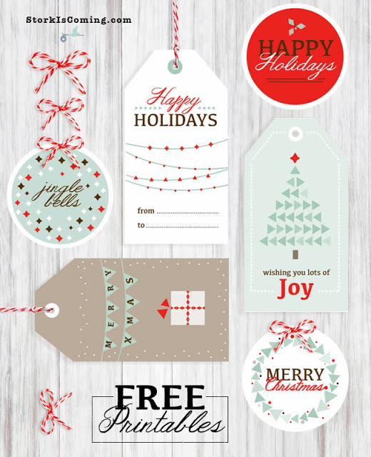 Give the gift of wine this holiday season with help from these wine bottle labels. This design looks great printed on paper and labels #freeprintables #gifttags #freegifttags