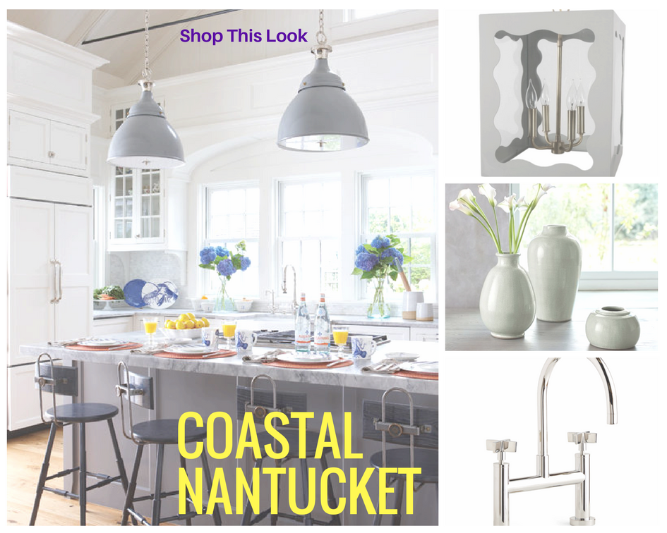shop this look coastal home decorating ideas, DIY projects.png