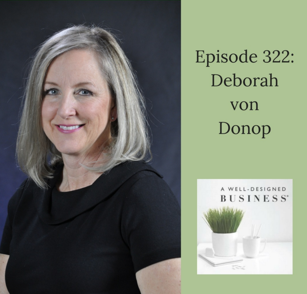 a-well-designed-business-luann nigara - podcast-interior-design deborah von donop interview design influencer.png