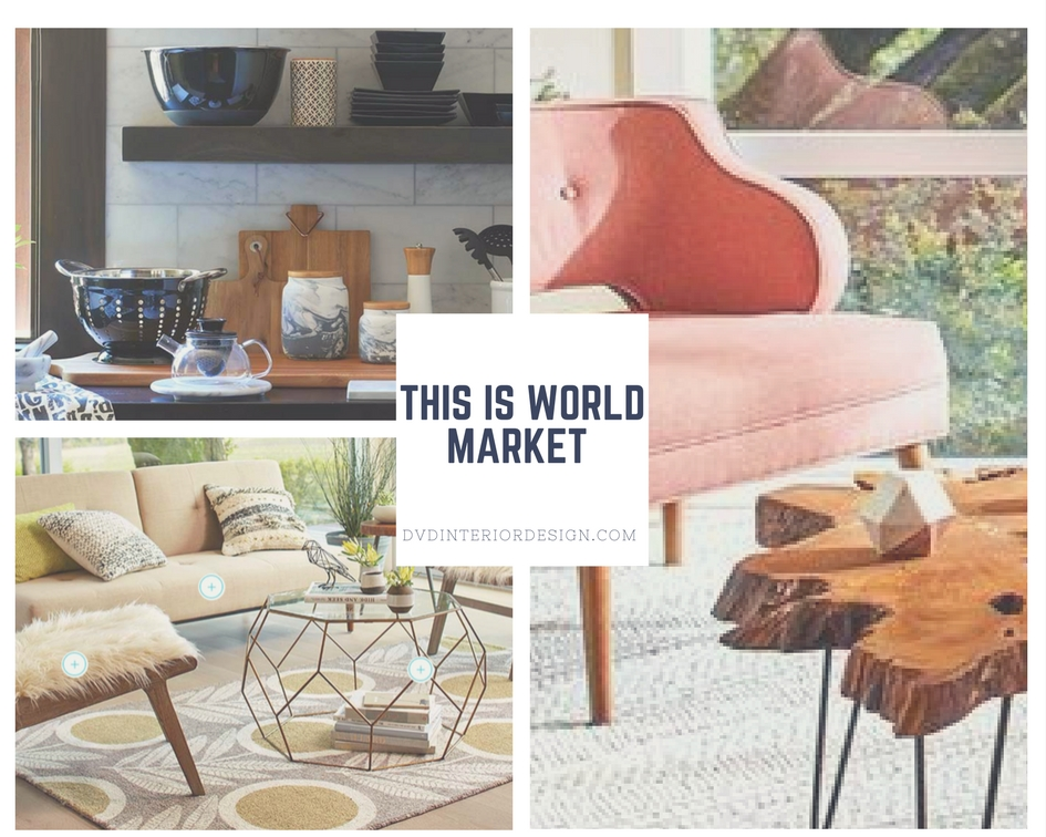 This Is World Market Home Decor For Your