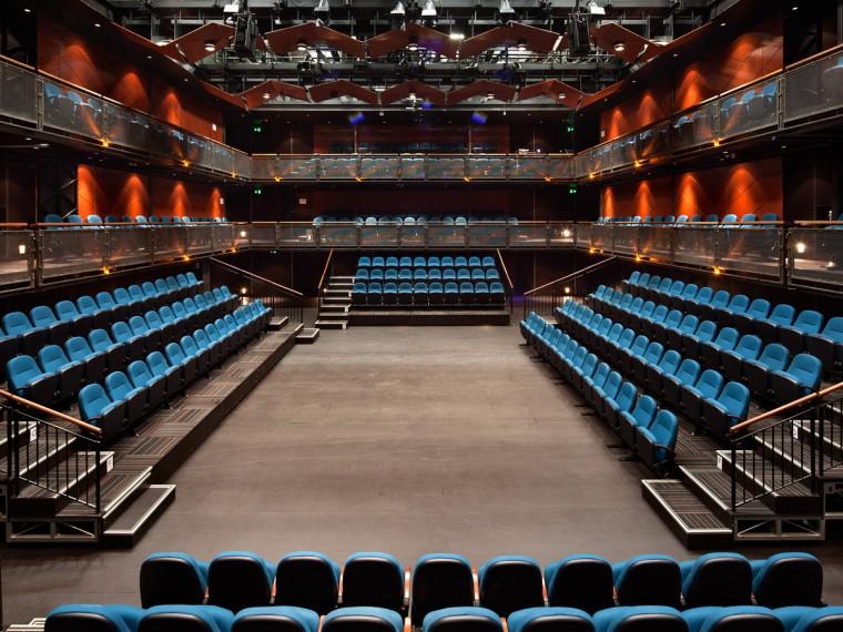 Q Theatre – NZIA Auckland Architecture Award 2012 – Cheshire Architects