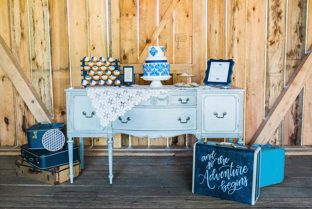 State College Bellefonte Pennsylvania wedding photographer cotton china blue blush barn (12).jpg