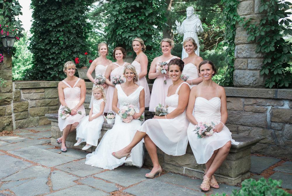 Ebensburg PA wedding Crystal Hall Schawb Estates Garden Doebler (51).jpg