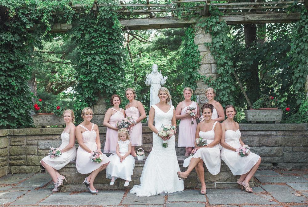 Ebensburg PA wedding Crystal Hall Schawb Estates Garden Doebler (53).jpg