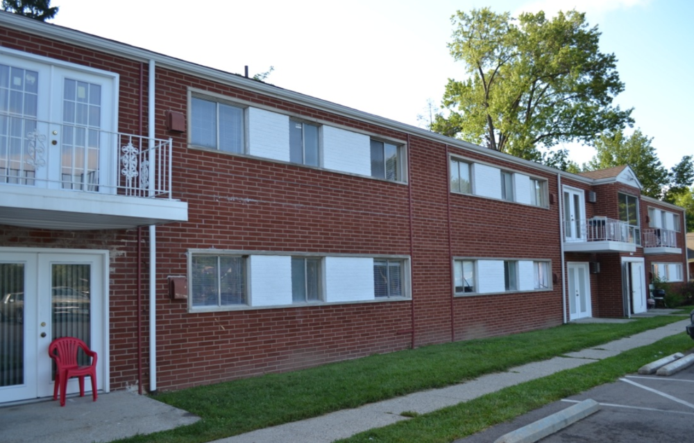 Sunrise Apartment Homes I - Cincinnati, OHPurchased from a distressed seller, the twenty unit complex was 20% occupied at purchase. The property underwent a full renovation and lease up. It was held for just over two years with an exit that resulted in a 3.4x equity multiple.