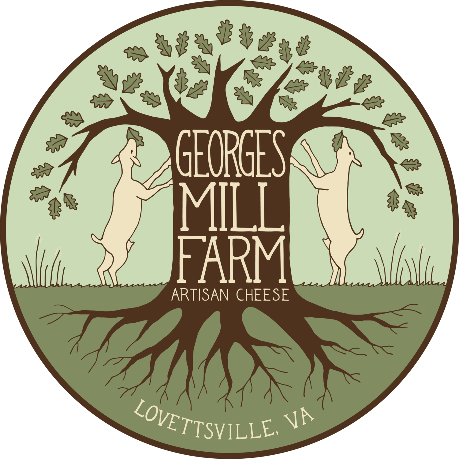 Georges Mill Farm Artisan Cheese