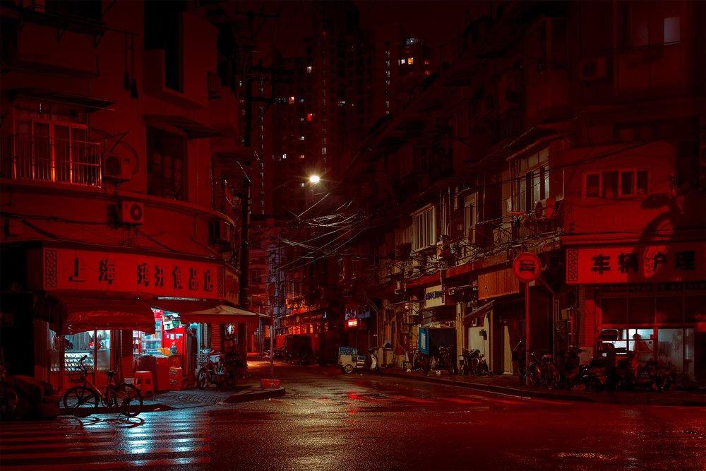 SHANGHAI STREETS - View Series
