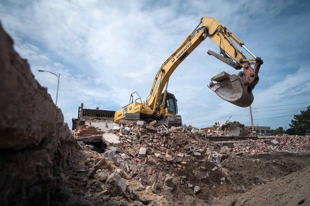 SERVICES - From Concrete to Excavation to snow removal… See what we can do for you!