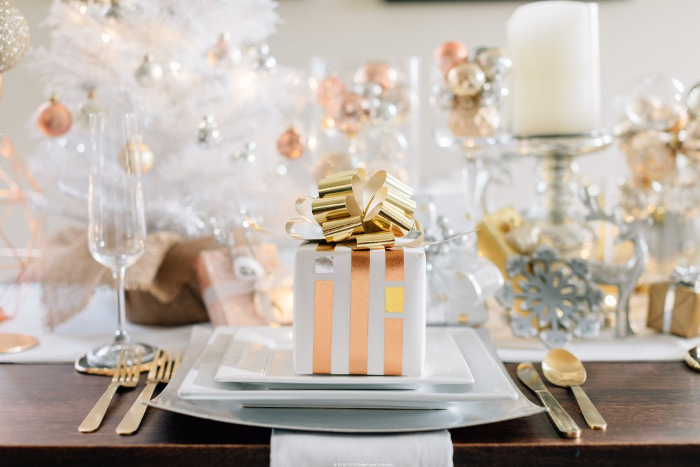 See the Possibilities - Bow Paper Scissors is pleased to custom wrap your gift for any occasion at our Select and Premier design rates.