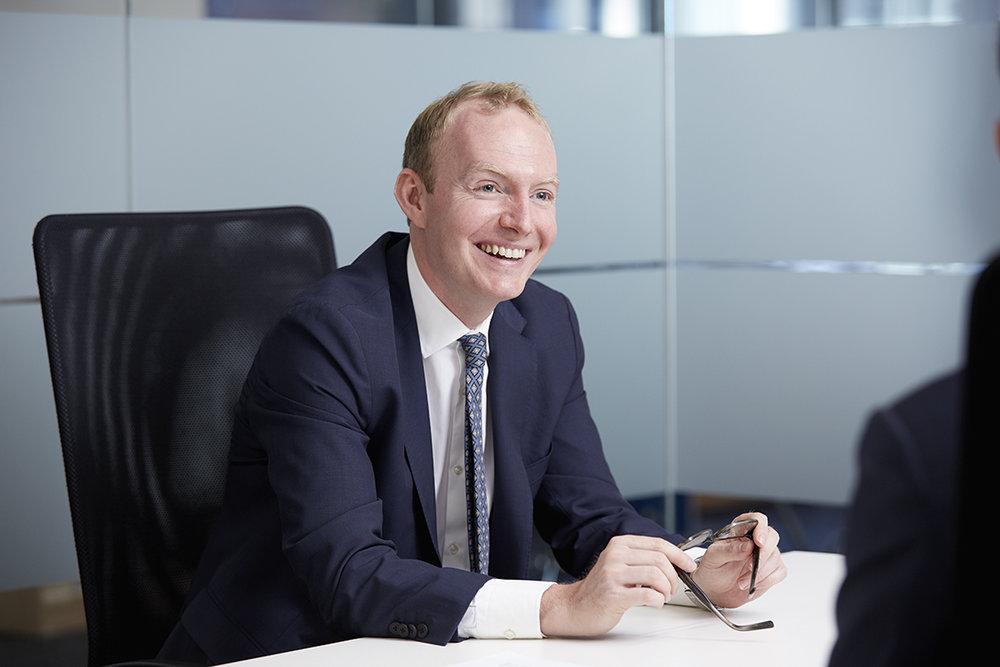 James Ridout - Allen Partners