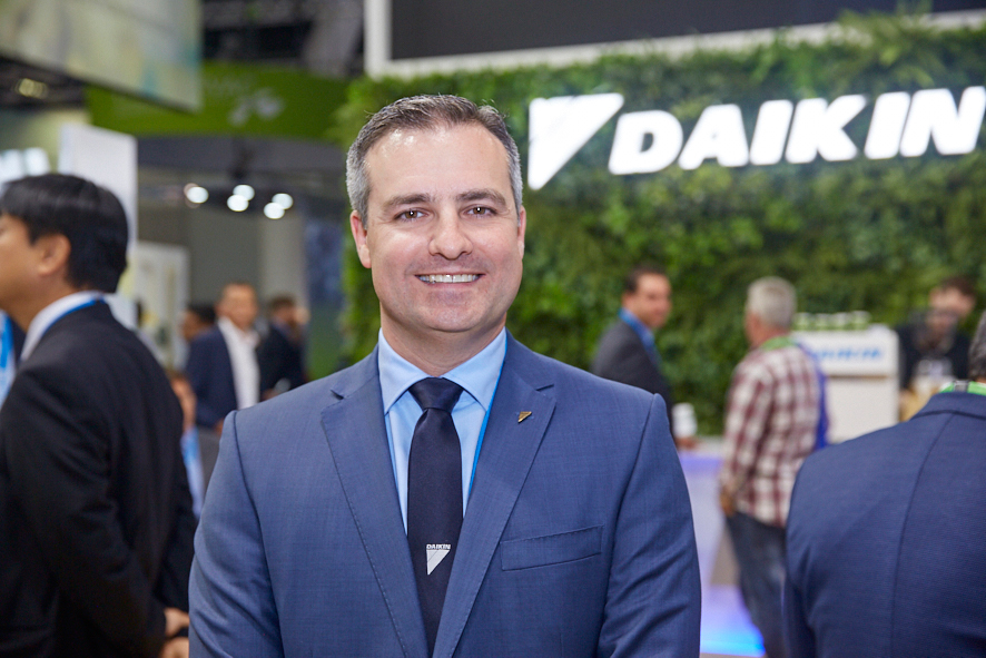 Dan Tosh - National Marketing Manager Australia