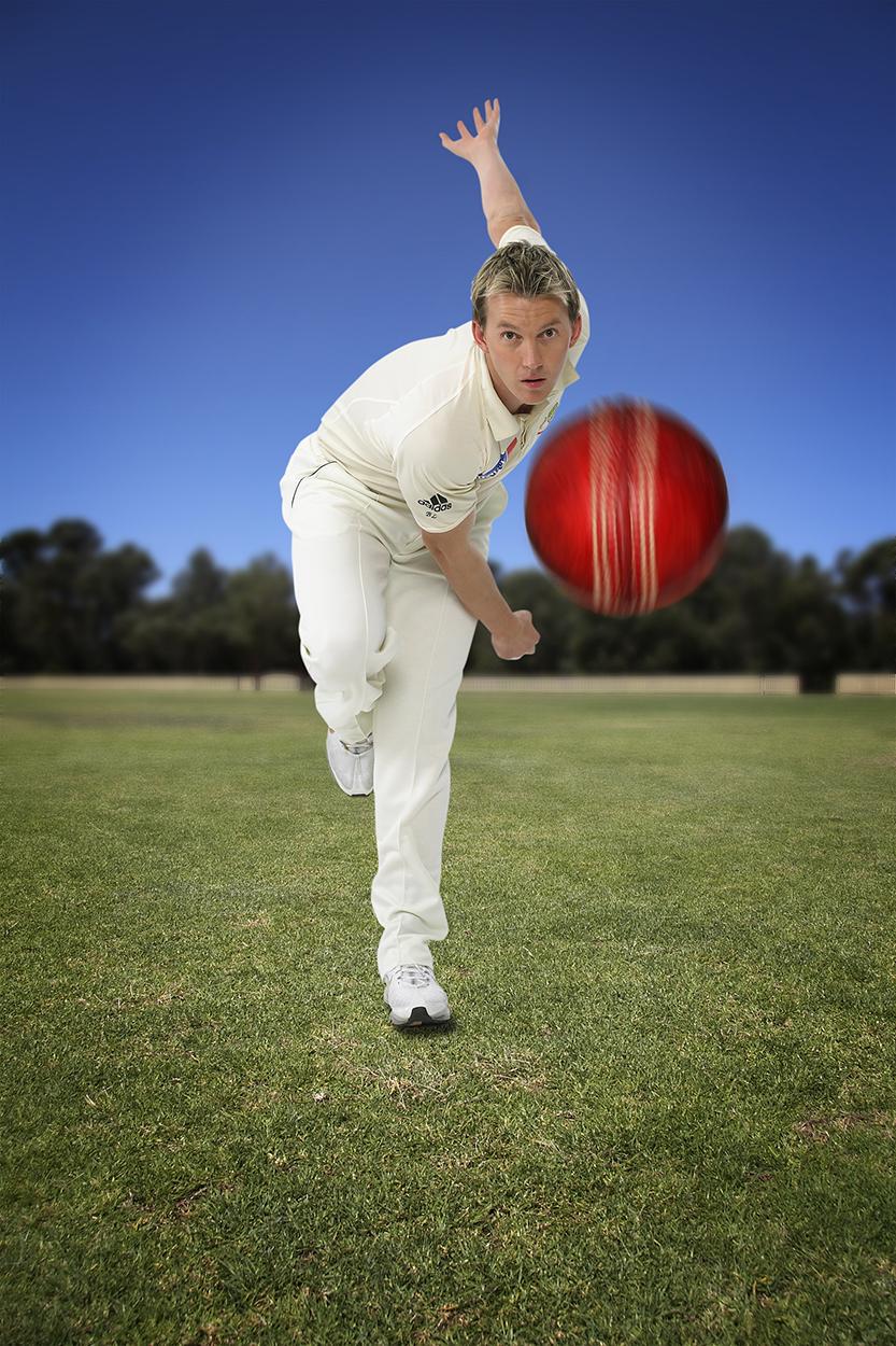 Brett Lee - Australian Cricketer