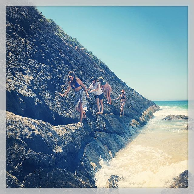 #summervibes #beach #familytime