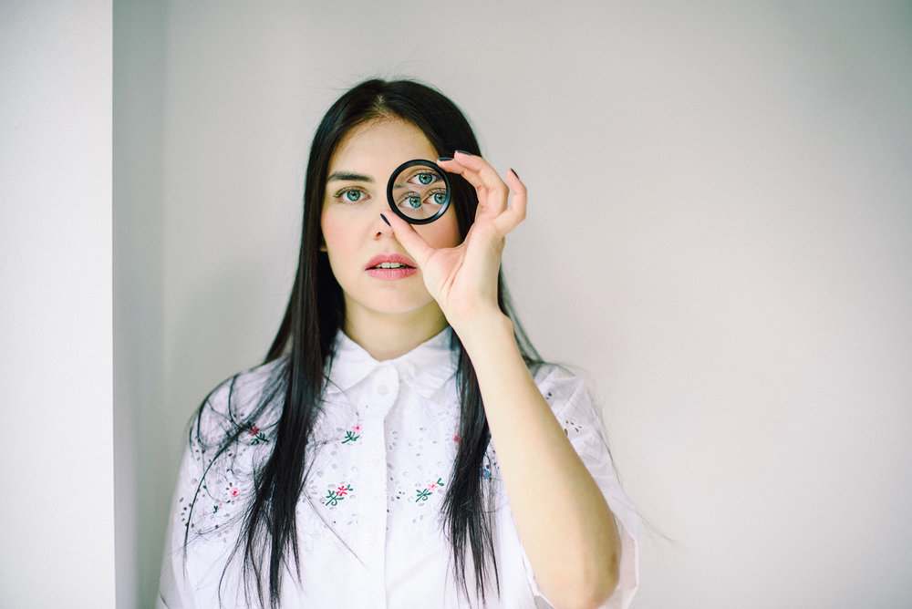 Popstar Boba K shot by London fashion photographer Rachel Manns Photography in London 2017.
