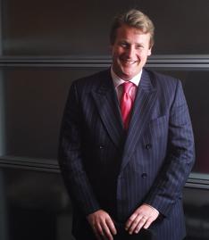 Gavin Eccles – Professor of Aviation