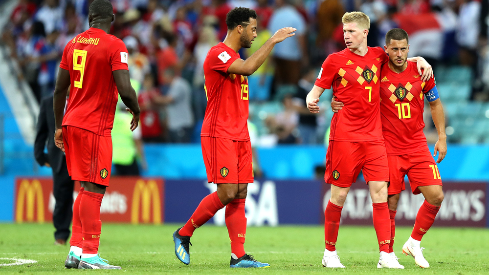 18 for 18, part 3: Belgium still waiting for the Gold rush