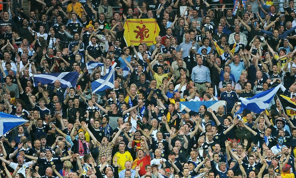 18 for 18, part 17: Scotland in review - A Golden Era? Well, not quite