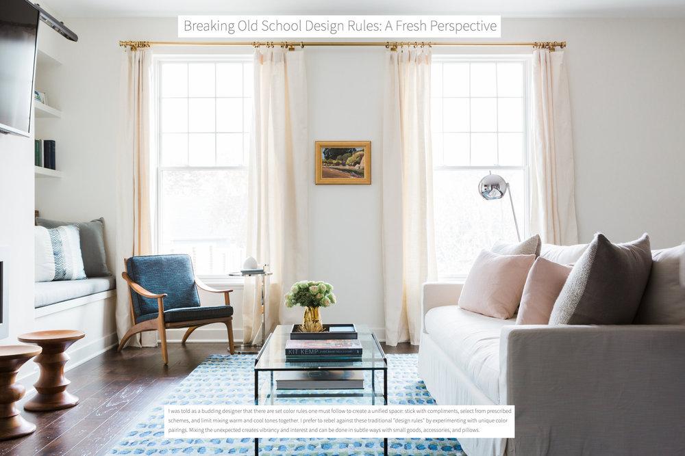 Refined Haystack - Breaking Old School Design Rules