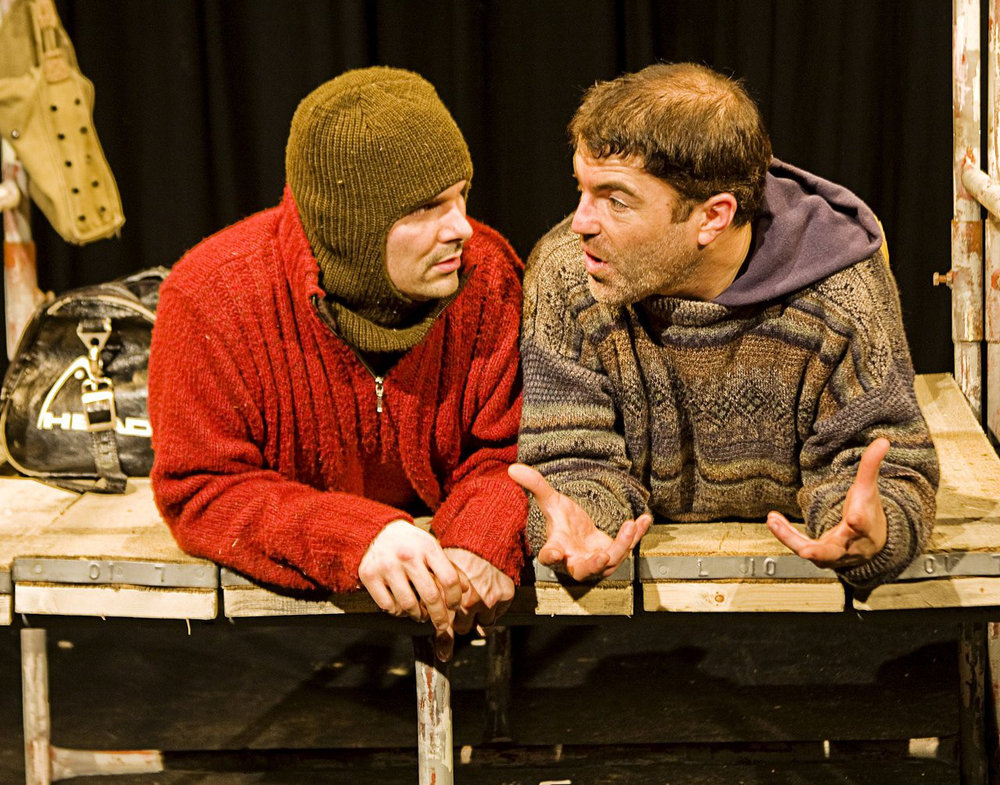 """A Head for Heights - by All InDirectorPart of the Seize the Day National Tour including : Theatre Royal Bath, Roundhouse London, and Junction Theatre Cambridge.""""A play that is both funny and sensitive."""" Daily Info"""