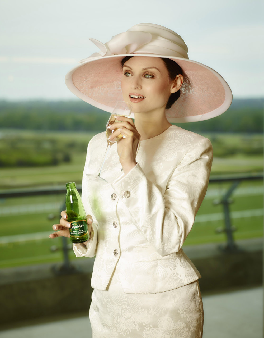 Sophie Ellis Bextor for Applestiser