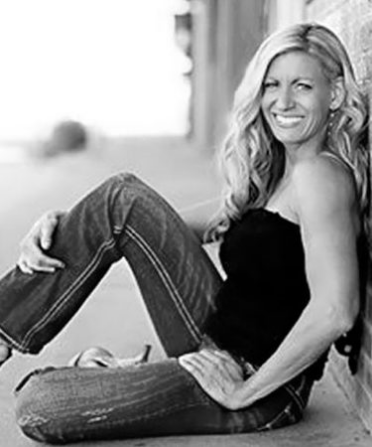 Michelle Steinke-Baumgard Personal trainer, author, life coach and mother