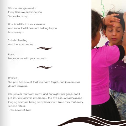 Waves of Childhood: Writing