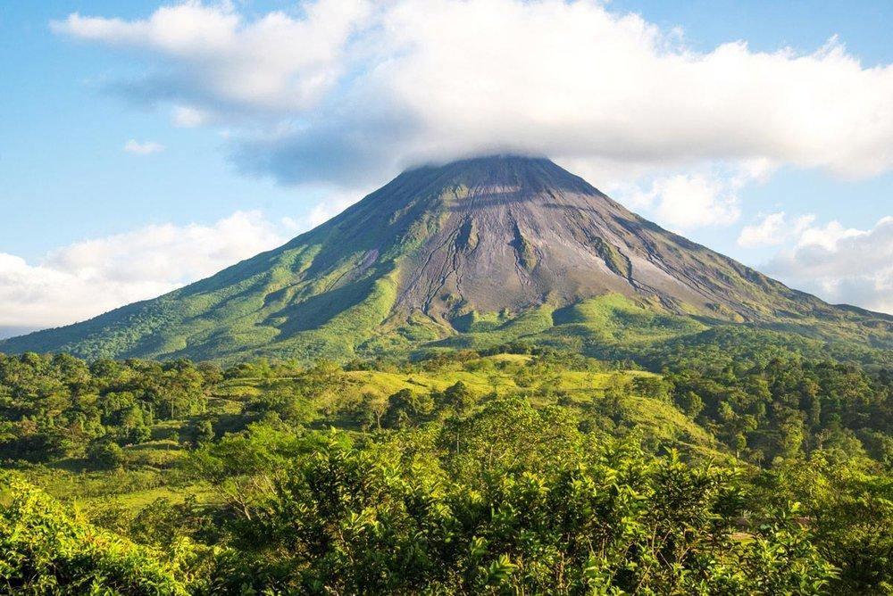 Volcano Hikes -