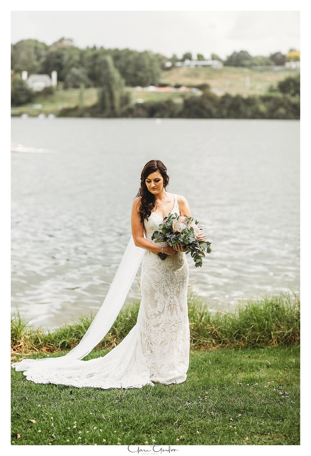 bride-photo-lake-karapiro