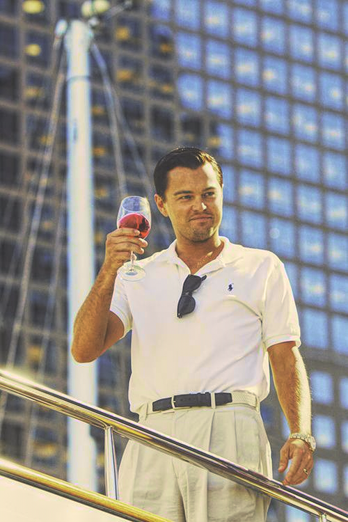 The Wolf of Wall Street Film Feud