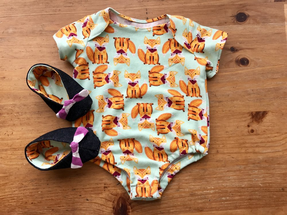 Custom baby clothes
