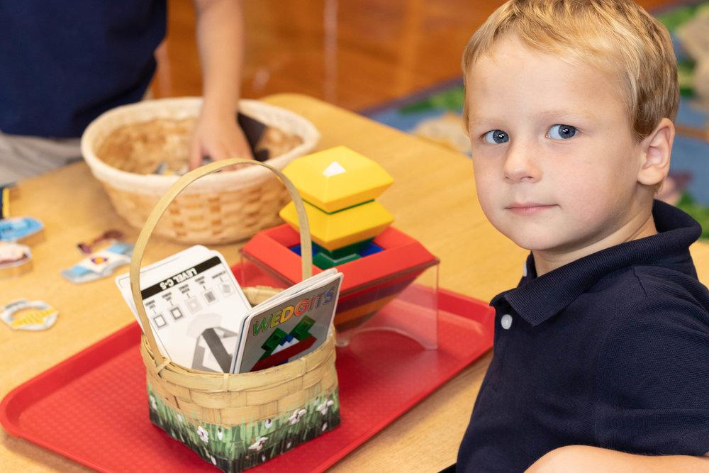 Pre-Primary: Why Montessori? -