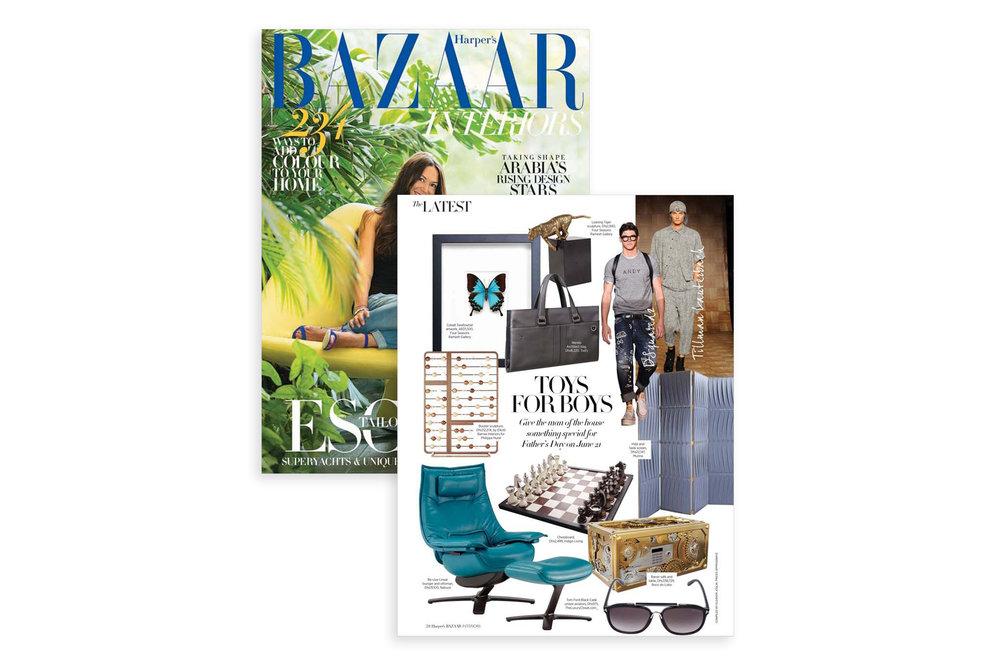 05/06.2015  Harpers Bazaar,   United Kingdom
