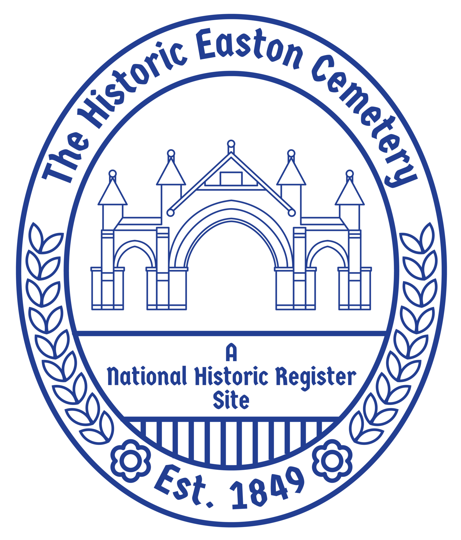 The Historic Easton Cemetery
