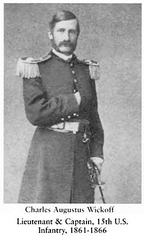 Charles Wikoff - Civil War veteran and commander in Spanish-American War