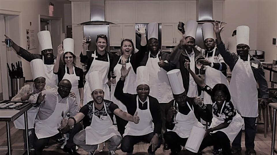 Candyce Penteado - cooking class