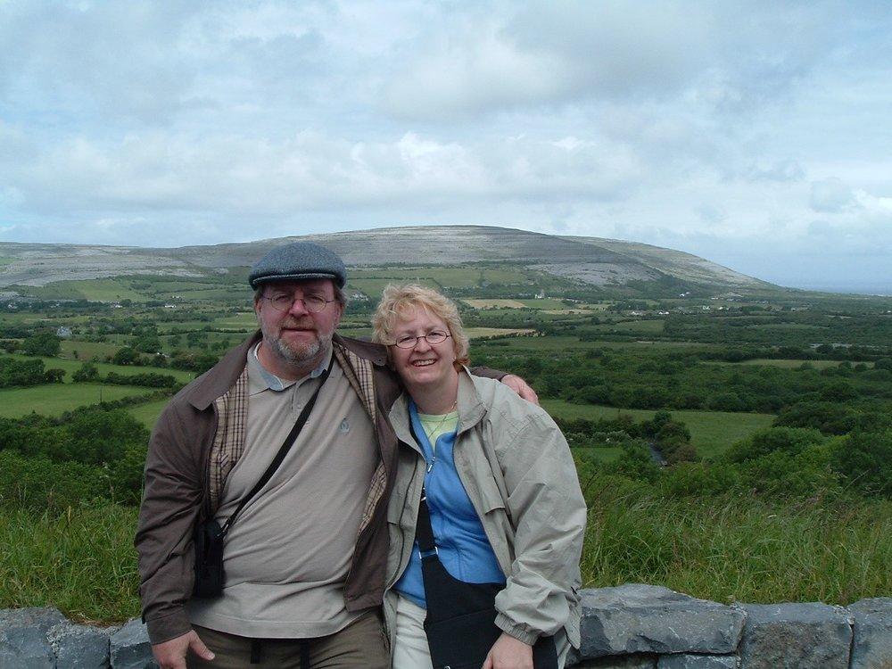 Kit Connolly Turner - Family - Husband - Travel