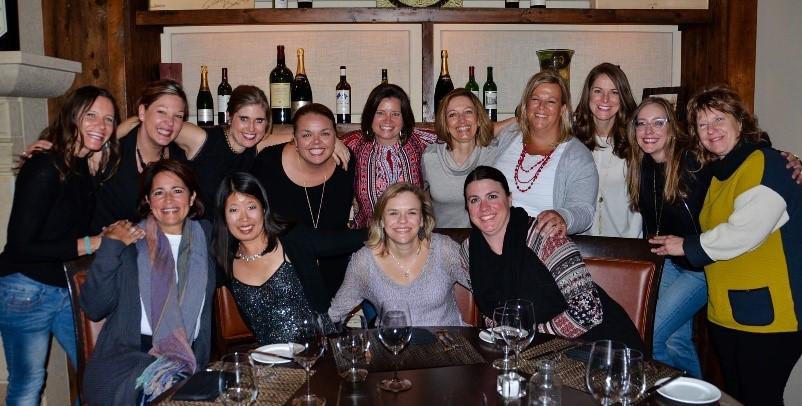Michelle Newman - Women's Retreat - The Leadership Livingroom