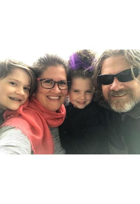 Jill Hauwiller - Family