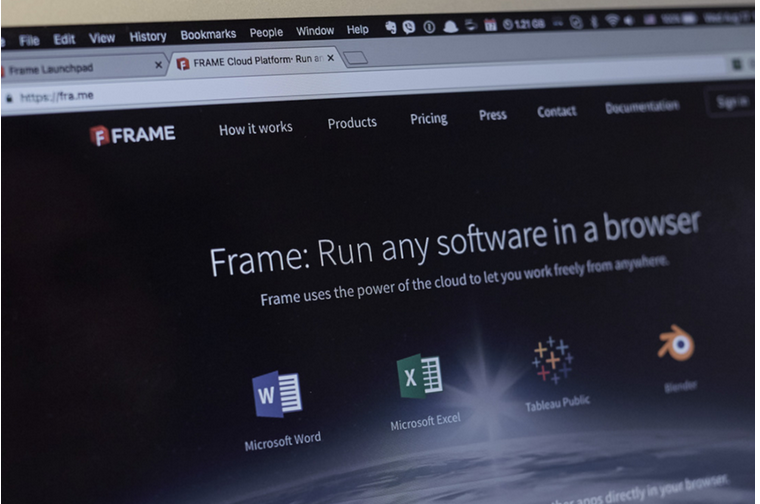 frame software
