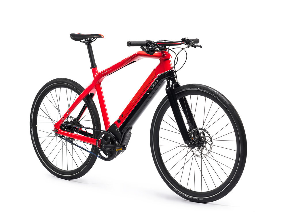 e-bikes - Electric bicycles are one of our main focus areas, with license brands such as Kawasaki, Maserati and Pininfarina