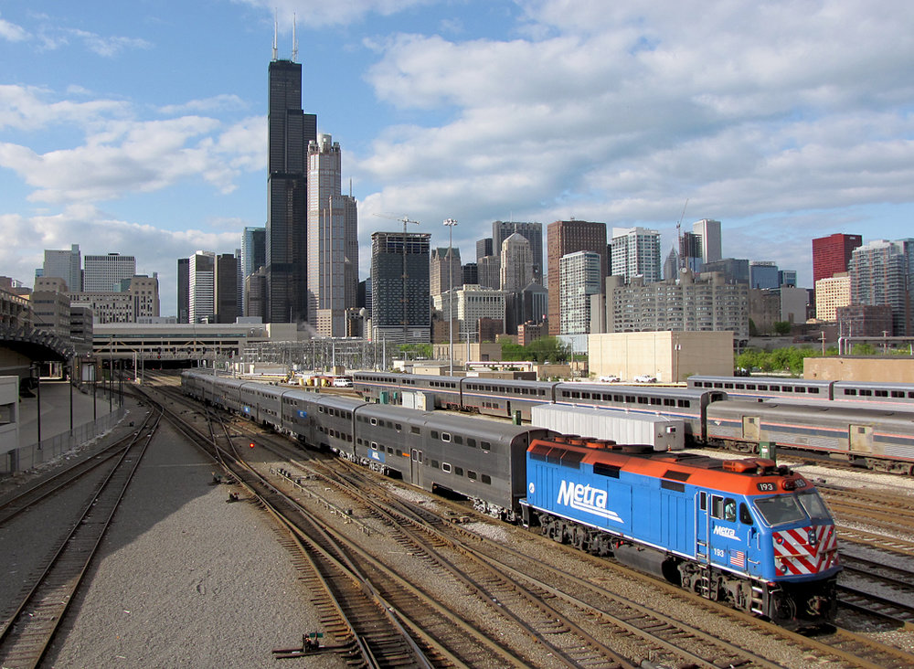 CHICAGO, IL - CLICK FOR VIP TRAIN & FESTIVAL PASSESPRE-SALE TICKETS AVAILABLE AS LOW AS $200