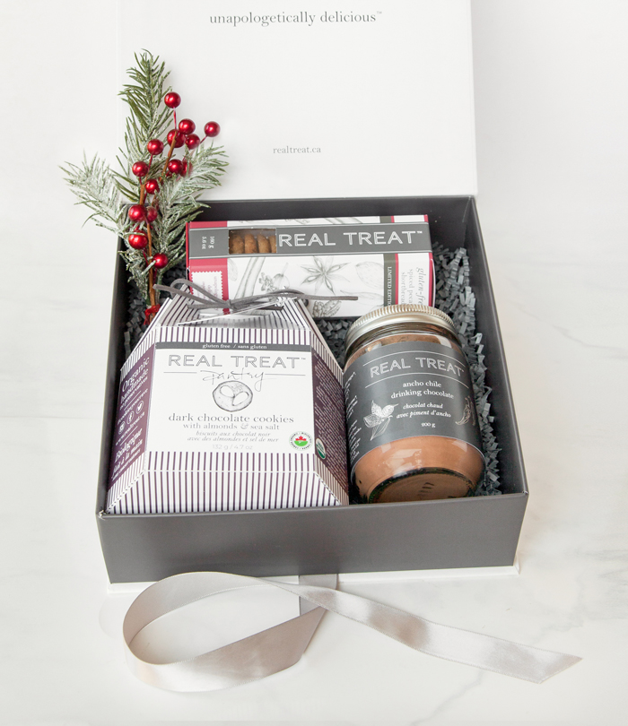 Gluten-Free Holiday Gift Box  $40