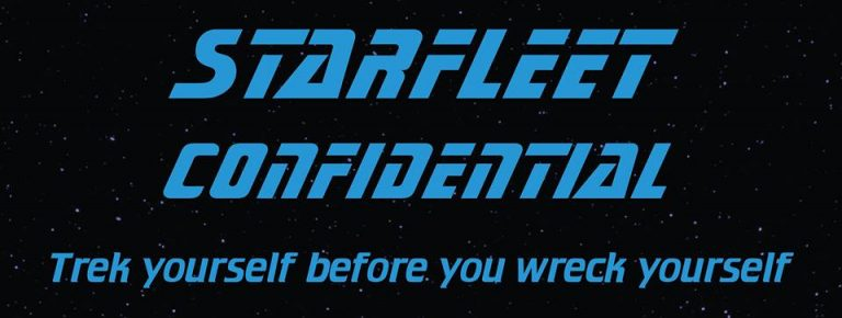STARFLEET CONFIDENTIAL - The Kinkonauts don their uniforms to seek out new laughs and new comedic situations in a loving parody of the Star Trek franchise.